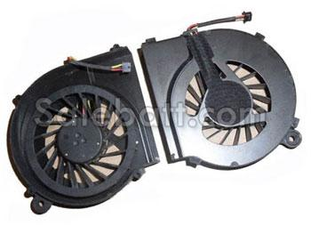Hp g62-120et fan