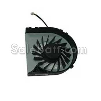 Dell Inspiron 17(3721) fan