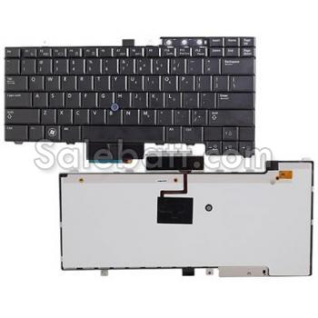 Dell Latitude E6400 keyboard