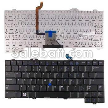 Latitude XT keyboard