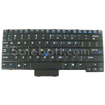Business Notebook 2510P keyboard