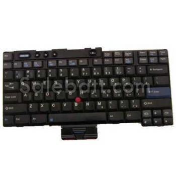 Lenovo ThinkPad T41p 2678 keyboard