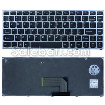 Lenovo IdeaPad U460 keyboard