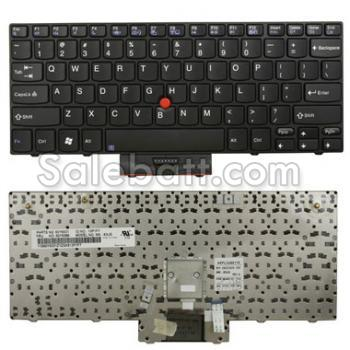 Lenovo ThinkPad X100 keyboard