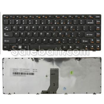 Lenovo Ideapad B470 keyboard
