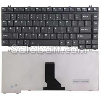 Toshiba Satellite A135-S2356 keyboard