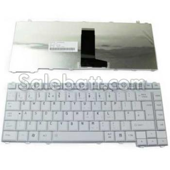 Satellite A200-1G6 keyboard