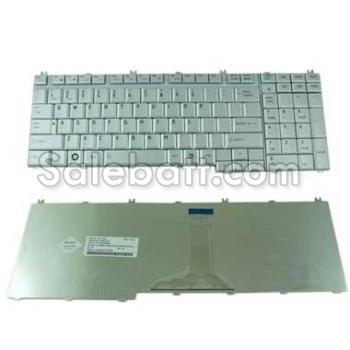 Toshiba Satellite L555D-S7932 keyboard
