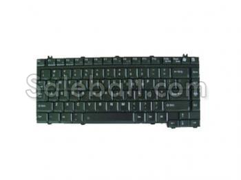 Toshiba Satellite L300-13Z keyboard